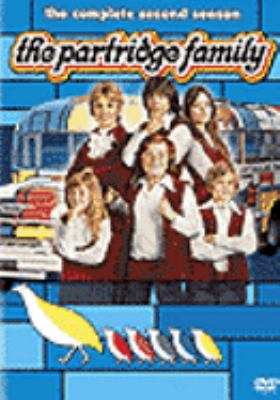 Cover image for The Partridge family. The complete second season come on get happy.