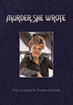 Cover image for Murder, she wrote. The complete third season