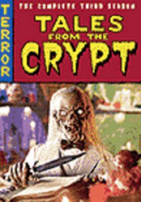 Cover image for Tales from the crypt. The complete third season