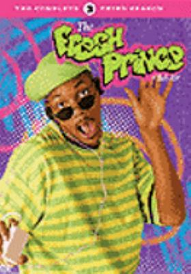 Cover image for The Fresh Prince of Bel-Air. The complete third season