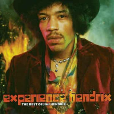 Cover image for Experience Hendrix the best of Jimi Hendrix.