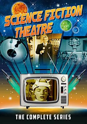 Cover image for Science fiction theatre : the complete series