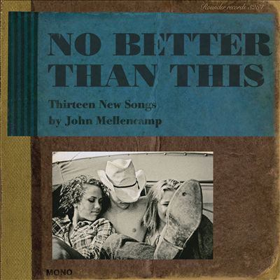 Cover image for No better than this