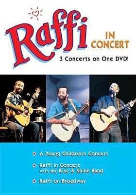 Cover image for Raffi in concert