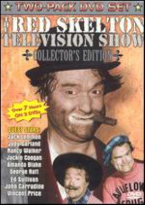 Cover image for The Red Skelton show.
