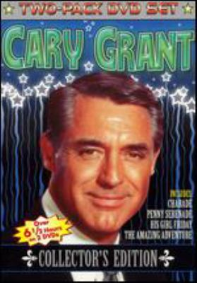 Cover image for Cary Grant collector's edition