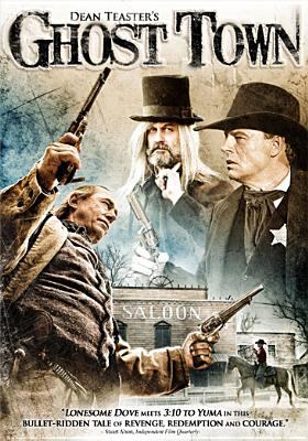Cover image for Dean Teaster's Ghost town the movie