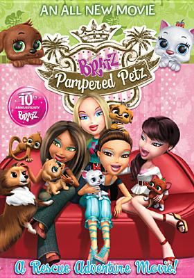 Cover image for Bratz. Pampered petz