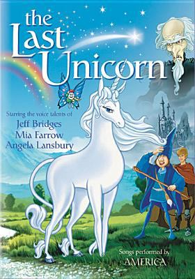 Cover image for The last unicorn
