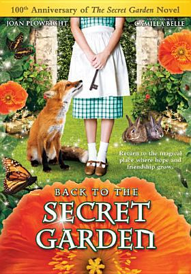 Cover image for Back to the secret garden