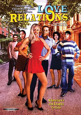 Cover image for Love relations