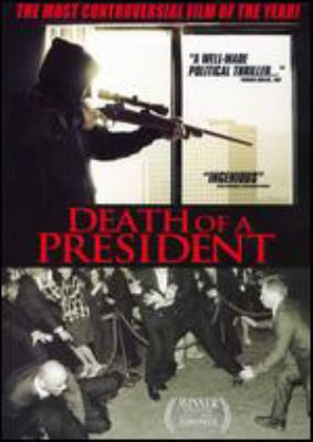 Cover image for Death of a president