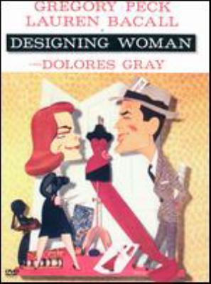 Cover image for Designing woman