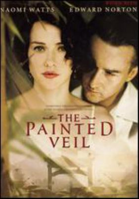 Cover image for The painted veil