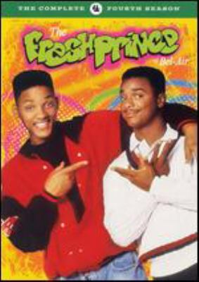 Cover image for The Fresh Prince of Bel-Air. The complete fourth season