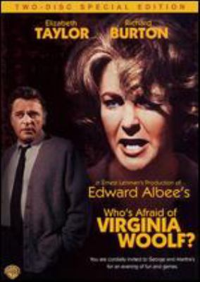 Cover image for Who's afraid of Virginia Woolf?