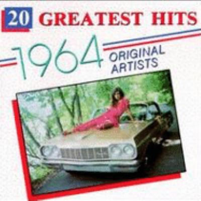 Cover image for 20 greatest hits, 1964