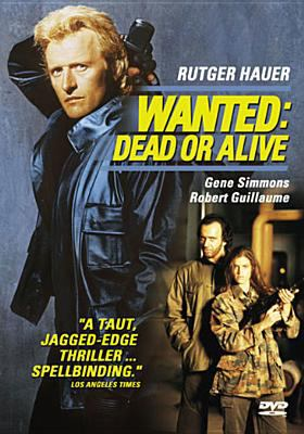 Cover image for Wanted dead or alive