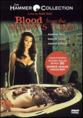 Cover image for Blood from the mummy's tomb