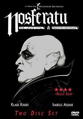 Cover image for Nosferatu : Phantom der Nacht = Nosferatu : the vampyre