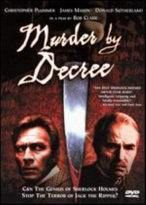 Cover image for Murder by decree