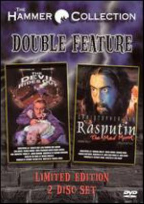 Cover image for Rasputin the mad monk