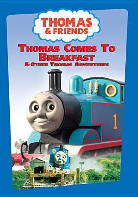 Cover image for Thomas & friends. Thomas comes to breakfast & other Thomas adventures