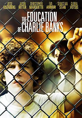 Cover image for The education of Charlie Banks