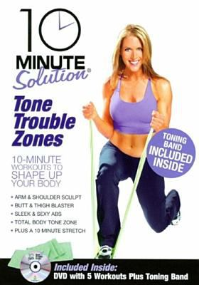 Cover image for 10 minute solution. Tone trouble zones
