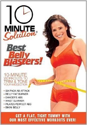 Cover image for 10 minute solution. Best belly blasters!