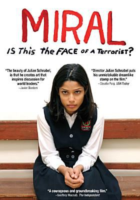 Cover image for Miral is this the face of a terrorist?