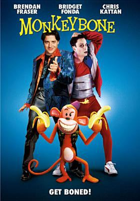 Cover image for Monkeybone