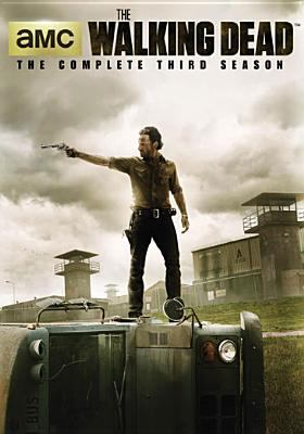 Cover image for The walking dead. The complete third season
