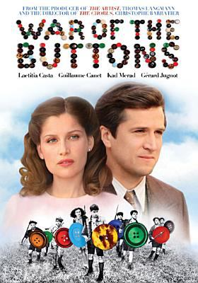 Cover image for War of the buttons