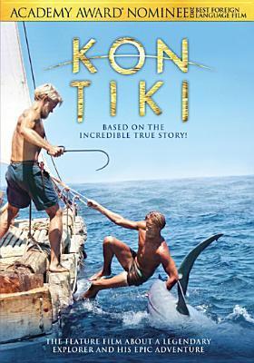 Cover image for Kon-Tiki