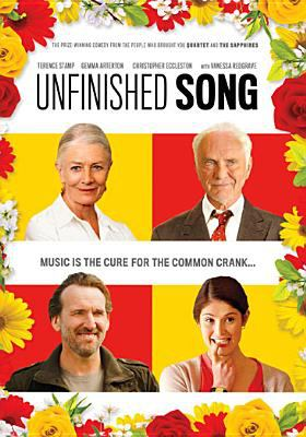 Cover image for Unfinished song