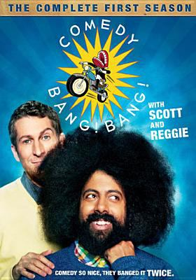 Cover image for Comedy bang! bang! The complete first season