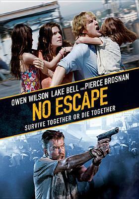 Cover image for No escape