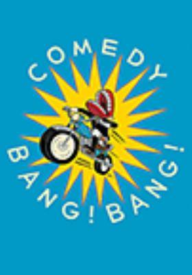 Cover image for COMEDY BANG! BANG! SEASON 3 (DVD)