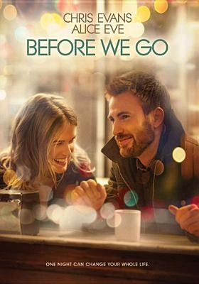 Cover image for Before we go