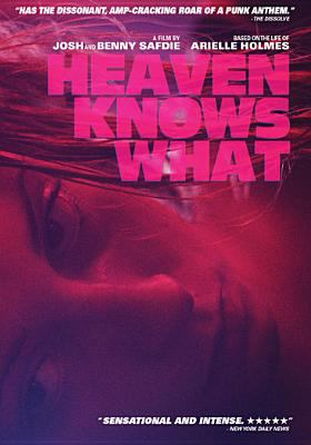 Cover image for Heaven knows what