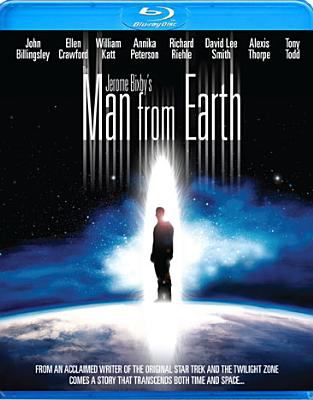 Cover image for The man from Earth