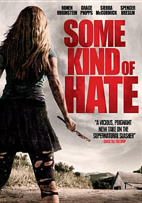 Cover image for Some kind of hate