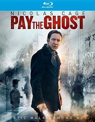 Cover image for Pay the ghost