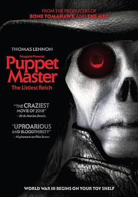 Cover image for Puppet master : the littlest reich