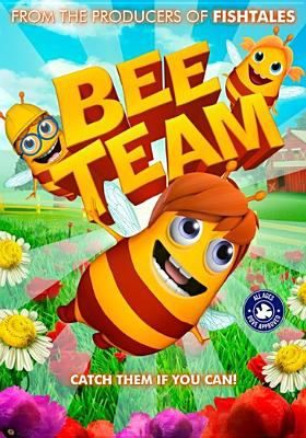 Cover image for Bee team