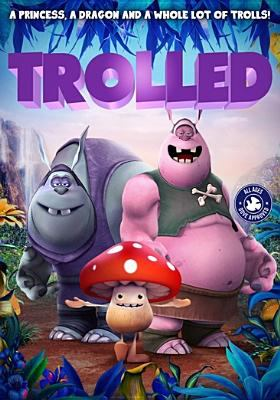 Cover image for Trolled