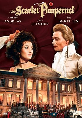 Cover image for The Scarlet Pimpernel