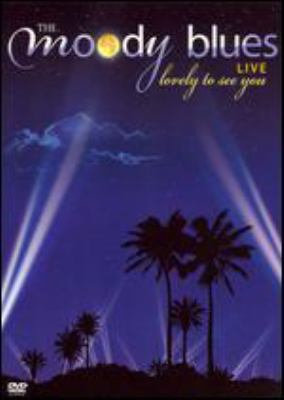 Cover image for The Moody Blues live from the Greek Theater