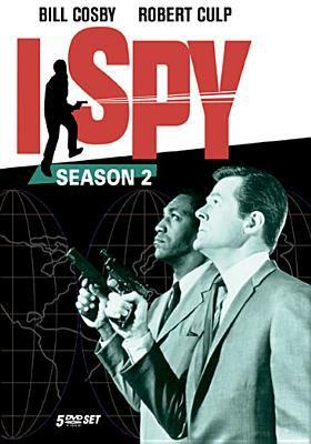 Cover image for I spy. Season 2